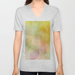 Field of Wildflowers Unisex V-Neck