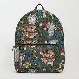 mushroom forest Backpack