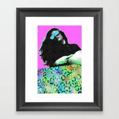 La Mode des années 60' - Shirane Framed Art Print