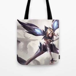 Kai'Sa Invictus Gaming Skin Tote Bag