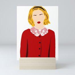Sabrina Before Her 16th Mini Art Print