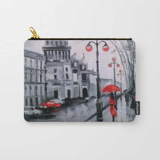 St. Petersburg Admiralty Avenue Carry-All Pouch