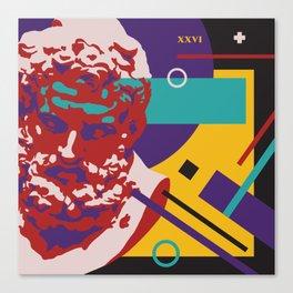 XXI abstract Canvas Print