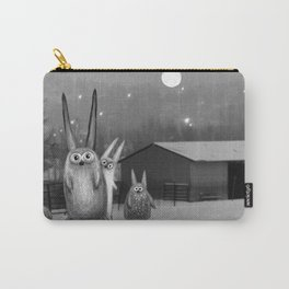 Night Scene Carry-All Pouch