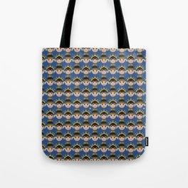 Iconic Headdress - East Java Tote Bag