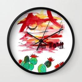 PHX Wall Clock