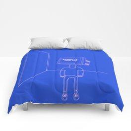 double\vision.xml Comforters