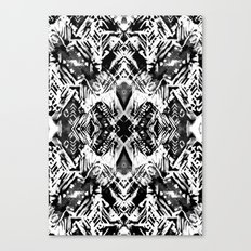 Ikat #5E Canvas Print