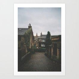 Haworth Art Print