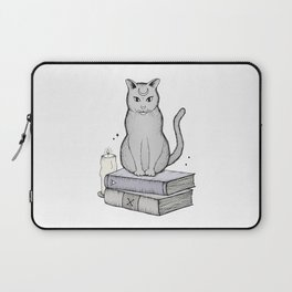 Witches Cat Laptop Sleeve
