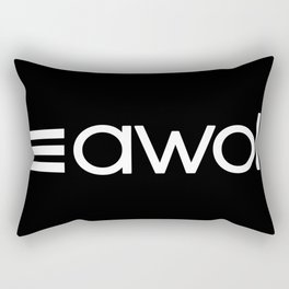 AWOL STRIPES Rectangular Pillow