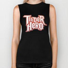 Tinder Hero Biker Tank