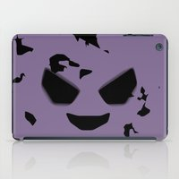 ghost iPad Cases featuring GHOST by Caio Trindade