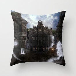 Cadence Of Her Last Breath2 Throw Pillow