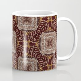 abstract feather pattern I Coffee Mug