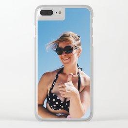 ZANA Clear iPhone Case
