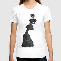 noir T-shirts featuring noir by 2bWRN