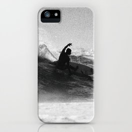 Iconic Indo Surfer iPhone Case