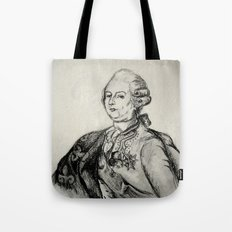 French Sketch III Tote Bag