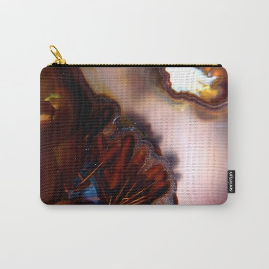 Colorful Gemstone Carry-All Pouch