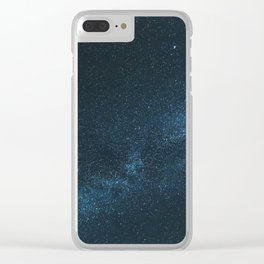 A Thousand Stars Clear iPhone Case