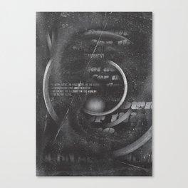 Humanity — Welles Canvas Print