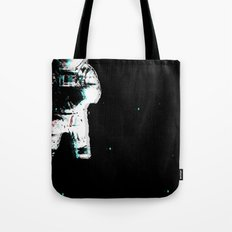 Spaced Dreams (Moon Traveler) Tote Bag