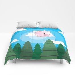 Fly Away Bizbiz Comforters