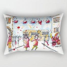 Chinese New Year 1 Rectangular Pillow