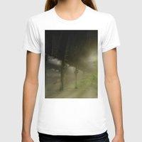 garden T-shirts featuring Garden by GLR67