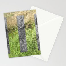 green space. Stationery Cards