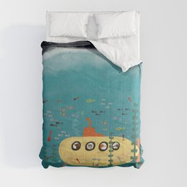 another little adventure Comforters