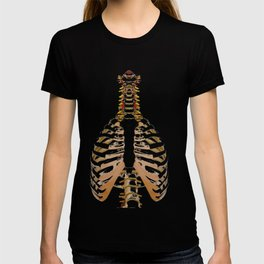 Rib Cage (Color) T-shirt