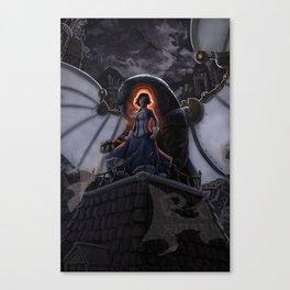Lamb of Columbia Canvas Print