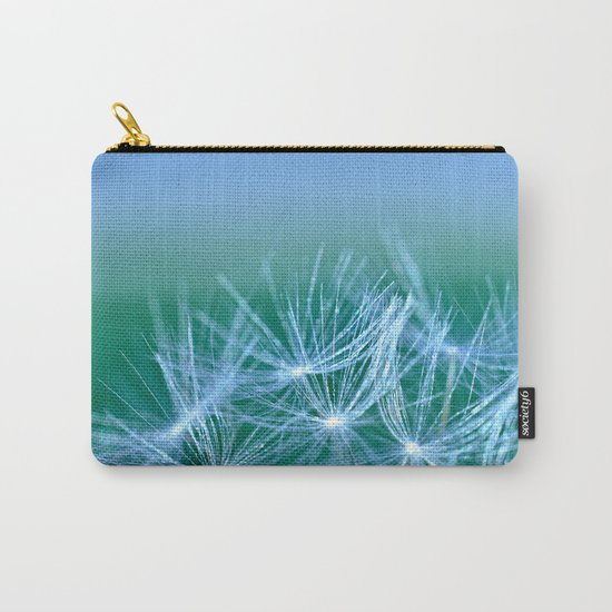 Diana's Dandelion  Carry-All Pouch