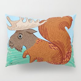 The Squoose Pillow Sham