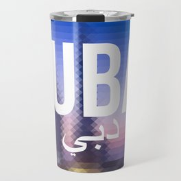 Dubai - Cityscape Travel Mug