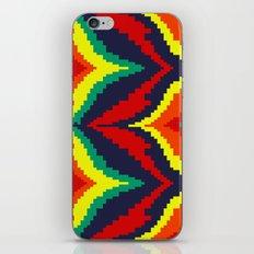 Fiery Waves iPhone & iPod Skin