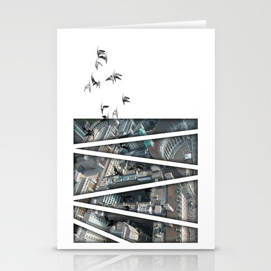 defection Stationery Cards