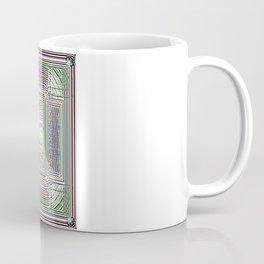 Moderne Glitch Coffee Mug