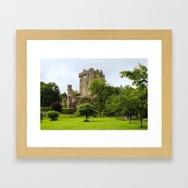 Blarney Castle, Ireland Framed Art Print