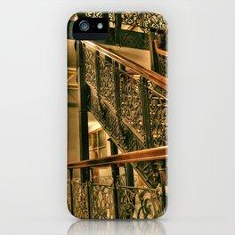 Monadnock Staircase iPhone Case
