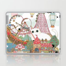 the Day of the rollercoaster Laptop & iPad Skin