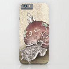 In which a snail is most festive this christmas  Slim Case iPhone 6s