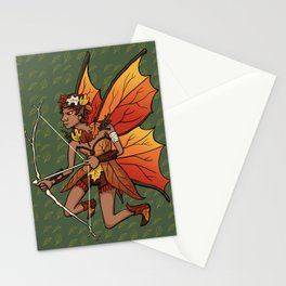 September Fairy Stationery Cards