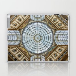 Ceiling of the Galleria Vittorio Emanuele II, Milan Laptop & iPad Skin