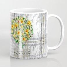 Summer bouquet yellow Mug