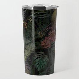 Tropical Iridescence Travel Mug