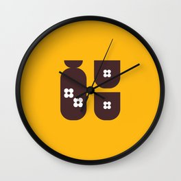 Japan Sake Wall Clock
