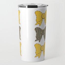Sunshine Bows  Travel Mug